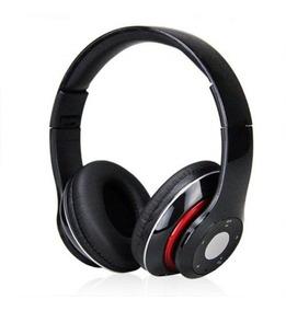 Fone Bluetooth Wireless Headfone Estéreo Sem Fio Mp3 Brinde