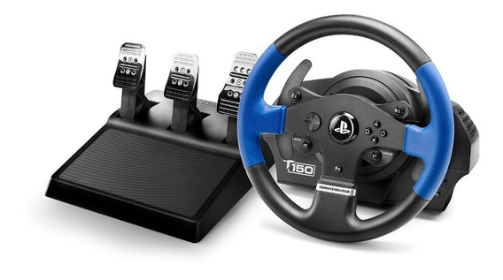 Volante Ps4 Ps3 Pc Thrustmaster T150 Rs Pro Simulador