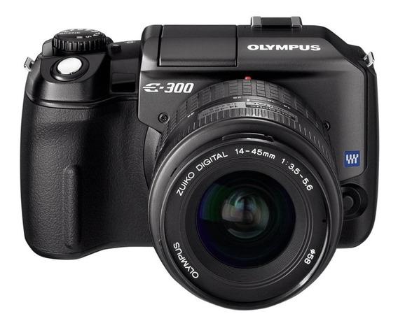 Camara Digital Olympus Evolt E300 Profesional Dslr Reflex