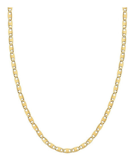 Cordão Em Ouro 18k Com 60cm - 1,7gr
