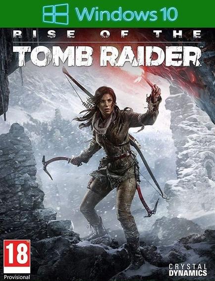Rise Of The Tomb Raider Pc - Windows 10 (envio Rápido)