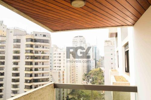 Apartamento À Venda, 191 M² Por R$ 2.120.000,00 - Paraíso - São Paulo/sp - Ap7431