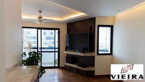 Imagem 1 de 15 de Apartamento De Alto Padrão Vila Mascote - 3509-2