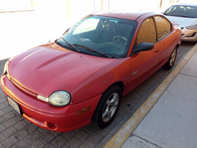 Dodge Neon Rt Sedan 5vel Qc Mt