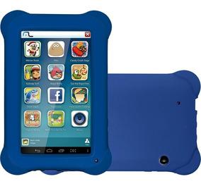 Tablet Multilaser Kid Pad, Azul, Tela 7 , Wi-fi, Android 4.1