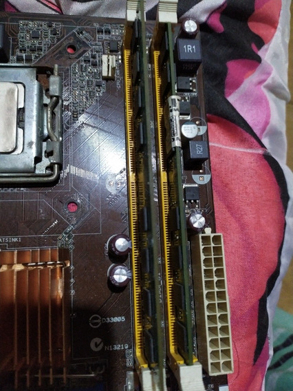 Kit Core 2 Quad Q9550+p5kpl-am Se+4gb Ddr2