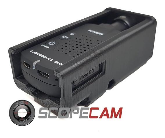 Camera Legend 2 Scopecam Full Hd Lente 35mm Com Suporte + Sd