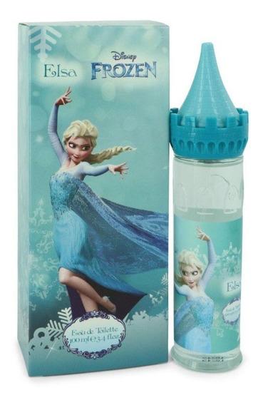 Perfume Feminino Frozen Elsa Disney Original 100ml