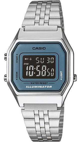 Relógio Casio Vintage Unissex La680wa2bdf Original
