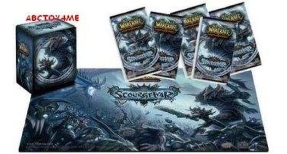 Juego Cartas World Of Warcraft Tcg Wow Trading Card Game Sco