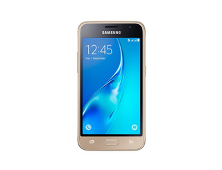 Samsung Galaxy J1 Mini J105b 8gb Dual 5mp Dourado Vitrine 3