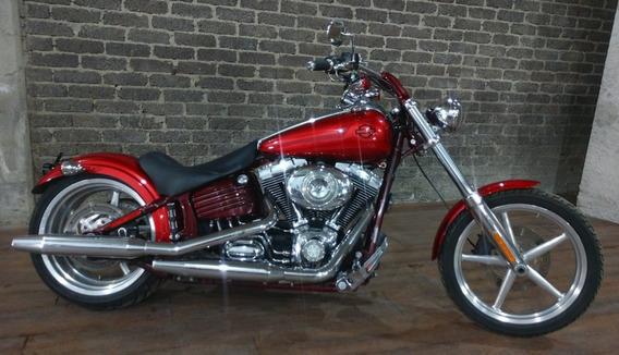 Harley Davidson Softail Rocker 2009 Increible