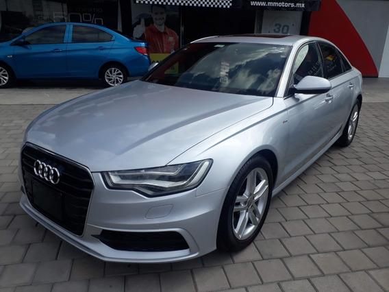 Audi A6 Sline 3.0t 2014