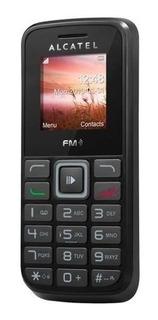 Celular Alcatel 1011-d Fm Com Bateria E Carregador