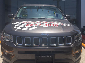 Jeep Compass 2018 Latitude