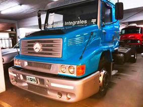Mercedes Benz L-1620 Chasis Mediano Cabina Dormitorio - 1997