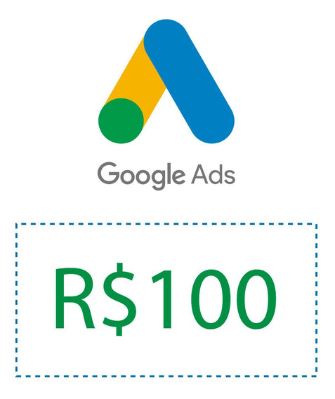 Cupom Adwords 100,00 Bônus Anúncios Google Ads