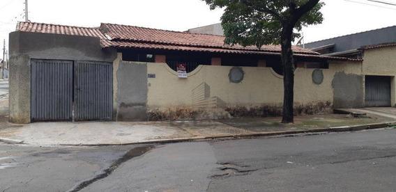 Casa Com 2 Dormitórios À Venda, 172 M² Por R$ 350.000,00 - Vila Costa E Silva - Campinas/sp - Ca13782