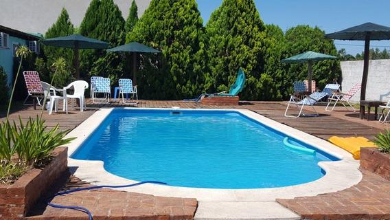 Hotel Residencial En Gualeguaychu- Parque - Piscina