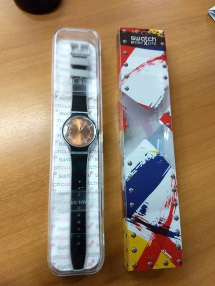 Relógio Swatch Go Jog Original Yes438g