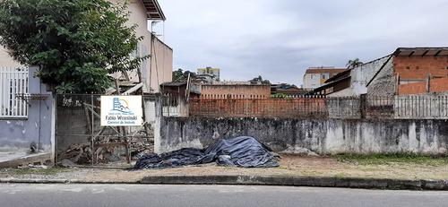 Imagem 1 de 1 de Terreno - Em Rua, Para Venda Em Joinville/sc - V594