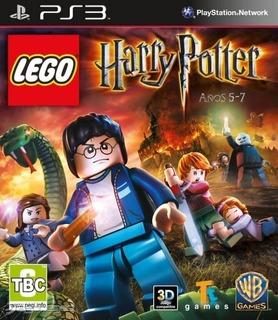 Lego Harry Potter Años 5-7 ~ Ps3 Digital Español