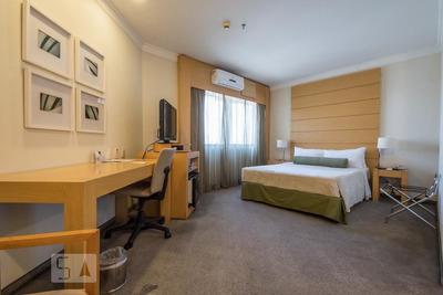 Apartamento Para Aluguel - Campo Belo, 1 Quarto, 29 - 893062156