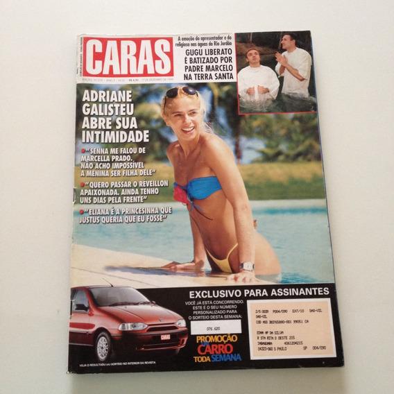 Revista Caras Gugu Adriane Galisteu Padre Marcelo A227