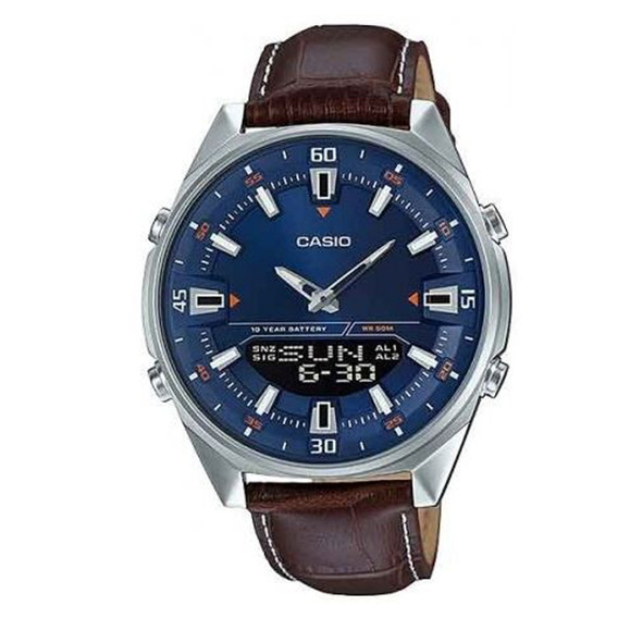 Relógio Casio Masculino Standard Amw-830l-2avdf