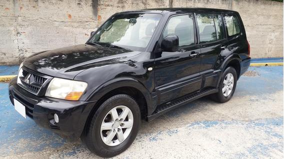 Pajero 2007 Full 3.2 Gls 4x4 Diesel Aut. Financia E Troca.