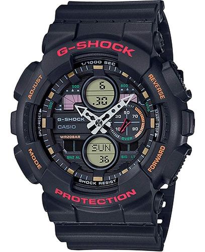 Reloj Casio G-shock Ga-140-1a4 Estándar Análogo Digital