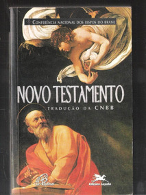 Novo Testamento - Tradução Cnbb Ed. Loyola 590
