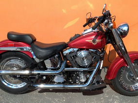 Harley-davidson Fat Boy - Evolution, Carburada