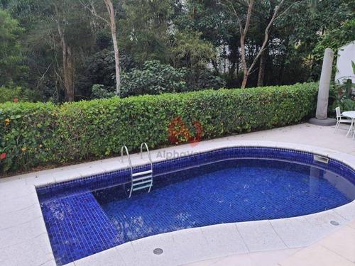 Imagem 1 de 30 de Genesis 1 - Casa A Venda Por R$ 3.700.000 Ou Aluguel Por R$ 30.000/mês - Alphaville - Santana De Parnaíba/sp - Ca6373