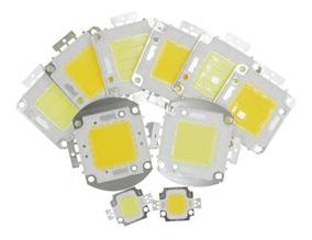 Chip Cob Led 100w Branco Frio 12.000lm 32-36v 3a Refletor.
