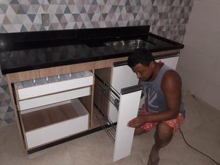 Armário Para Cozinha Em Mdf