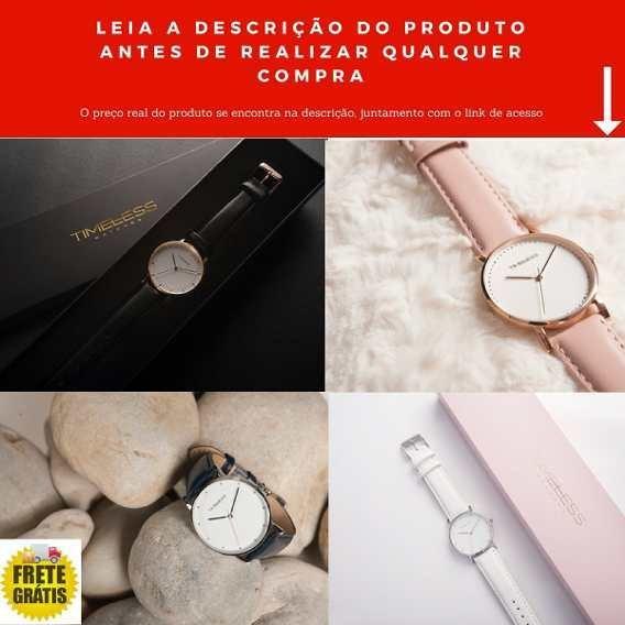 Timeless Watches - Relógios De Luxo