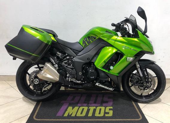 Kawasaki Ninja 1000 Tourer 2015