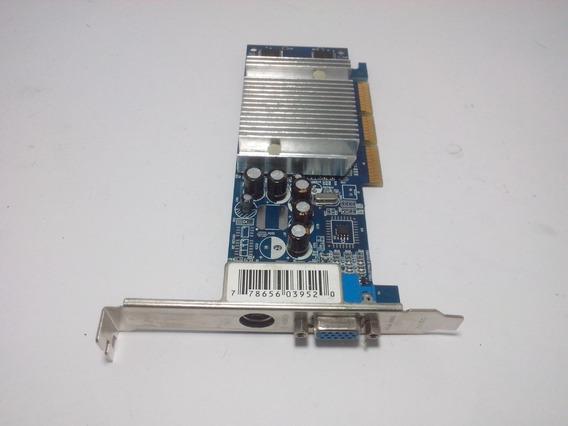Plava Video Geforce Mx4000 128mb 64bits Ddr1 Agp 8x