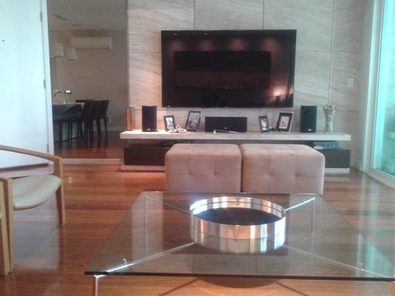 Apartamento Com 3 Dormitórios À Venda, 163 M² Por R$ 1.900.000 - Campo Belo - São Paulo/sp - Ap6045