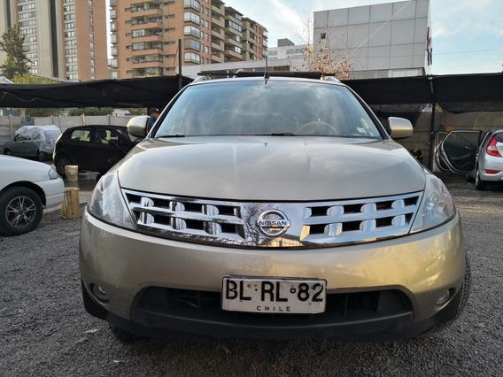 Nissan Murano Murano Sl