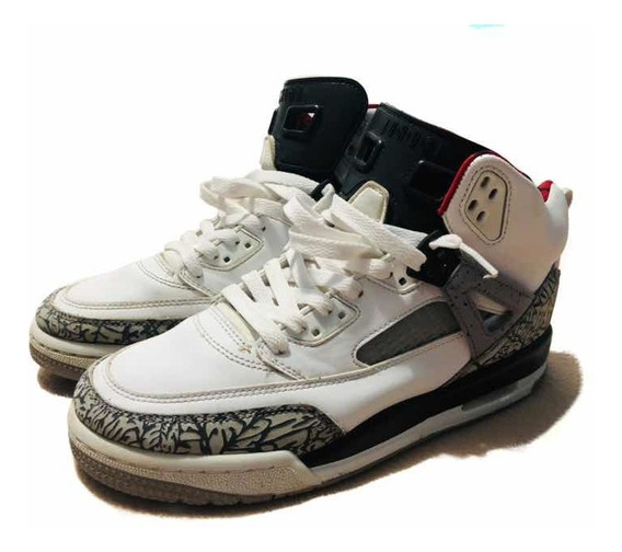 Jordan Spizike White Cement Talla 25 Original No Retro 3