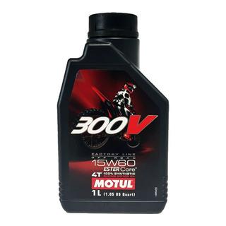 Aceite Motul 300v Off Road 15w 60 100% Ester Solomototeam