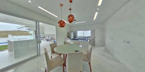 Imagem 1 de 30 de Casa À Venda, 361 M² Por R$ 3.000.000,00 - Condomínio Residencial Alphaville - São José Dos Campos/sp - Ca2462
