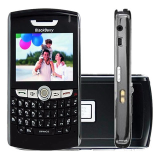 Celular Blackberry 8800 Single 2g Mp3 2.5 Preto Vitrine 2
