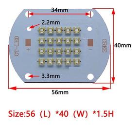 Chip Led 50w 60w Uv 35v