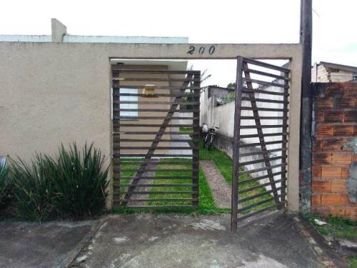 Casa Com 1 Quarto Em Itanhaém, Aceita Financiamento! 5215/pg