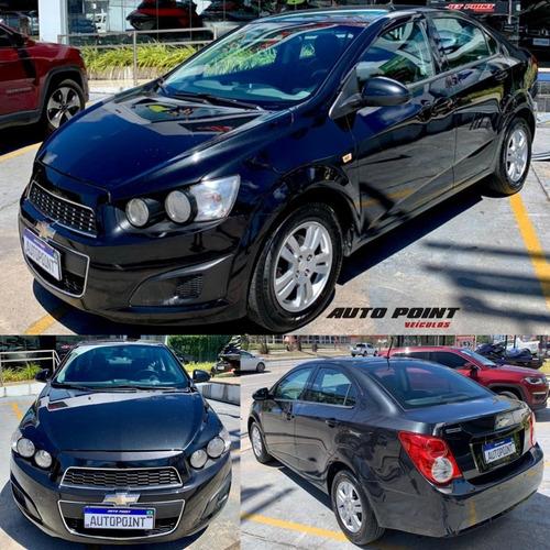 Chevrolet Sonic 2013 1.6 16v Lt Aut. 4p