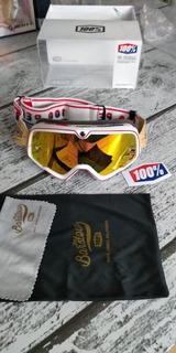 Goggles 100% Retro Motocross,rzr,enduro