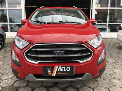 Ford Ecosport Titanium 2.0 16v